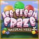 Free online games - game: Ice Cream Craze: Natural Hero