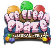 Ice Cream Craze: Natural Hero - Online