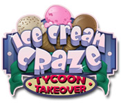 Ice Cream Craze: Tycoon Takeover - Online