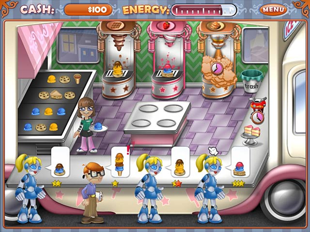 Ice Cream Craze: Tycoon Takeover Screenshot http://games.bigfishgames.com/en_ice-cream-craze-tycoon-takeover/screen1.jpg