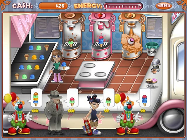 Ice Cream Craze: Tycoon Takeover Screenshot http://games.bigfishgames.com/en_ice-cream-craze-tycoon-takeover/screen2.jpg