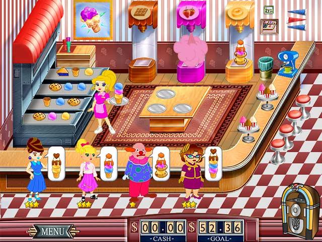 Bigfish Games + Ice Cream Craze + Indianboy preview 1