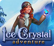 Ice Crystal Adventure Game Featured Image