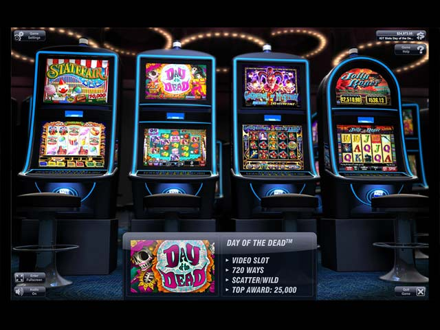Free Games Download - IGT Slots: Day of the Dead