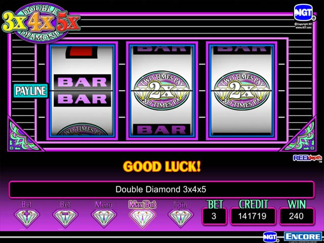 The Big Apple slots - spil dette video slot online