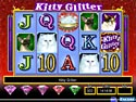 IGT Slots Kitty Glitter - Screenshot 2