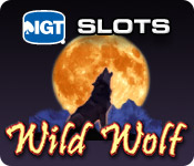 IGT Slots Wild Wolf for Mac Game