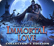 Buy PC games online, download : Immortal Love: Kiss of the Night Collector's Edition