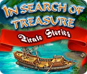 In Search Of Treasure: Pirate Stories Game Featured Image