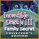Buy PC games online, download : Incredible Dracula III: Family Secret Collector's Edition