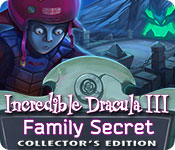 Incredible Dracula III: Family Secret Collector's Edition Game Featured Image