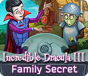 Incredible Dracula III: Family Secret for Mac Game
