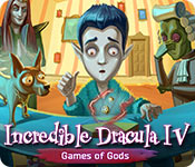 Incredible Dracula IV: Game of Gods for Mac Game