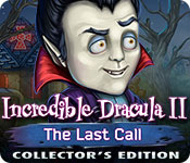 Incredible Dracula II: The Last Call Collector's Edition for Mac Game