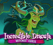Buy PC games online, download : Incredible Dracula: Witches' Curse