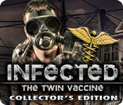 Infected: The Twin Vaccine Collector's Edition - Mac
