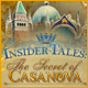 Insider Tales: The Secret of Casanova - Free game download