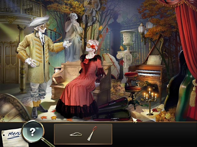 Insider Tales: The Secret of Casanova Screenshots