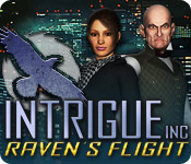 Intrigue Inc: Raven's Flight Walkthrough