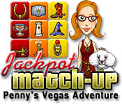 Jackpot Match-Up - Penny's Vegas Adventure Game Featured Image