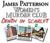 James Pattersons Womens Murder Club: Death in Scarlet Feature Game
