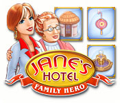 Jane's Hotel: Family Hero - Online