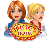 Jane's Hotel Mania Game Featured Image
