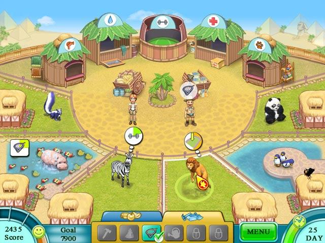 Bezpłatne pobieranie Jane's Zoo