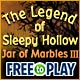 The Legend of Sleepy Hollow: Jar of Marbles III - Free to Play Game