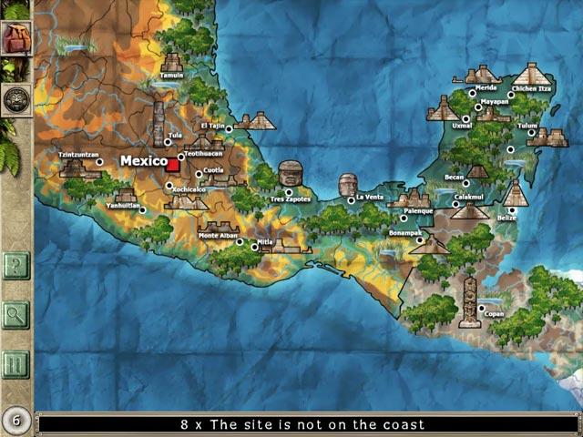 Jennifer Wolf and the Mayan Relics