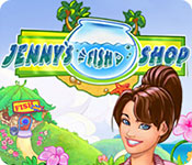 Jennys Fish Shop Feature Game