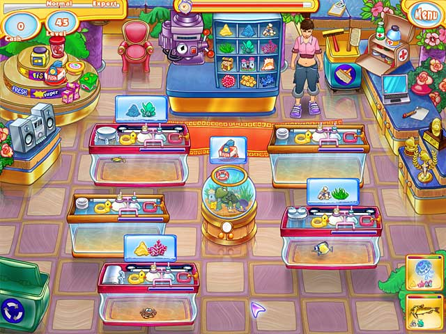 Jennys Fish Shop Screen Shot 2