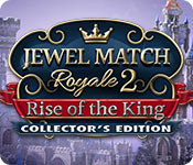 Jewel Match Royale 2: Rise of the King Collector's Edition Game Featured Image