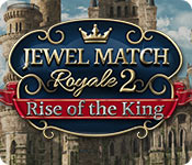 Jewel Match Royale 2: Rise of the King Game Featured Image
