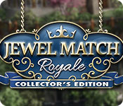 Buy PC games online, download : Jewel Match Royale Collector's Edition