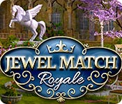 Jewel Match Royale Game Featured Image