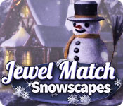 Buy PC games online, download : Jewel Match: Snowscapes