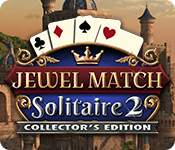Buy PC games online, download : Jewel Match Solitaire 2 Collector's Edition