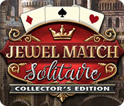 Jewel Match Solitaire Collector's Edition Game Featured Image