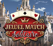 Jewel Match Solitaire Game Featured Image
