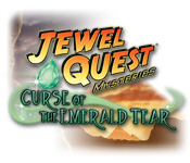 Jewel Quest Mysteries: Curse of the Emerald Tear Game Featured Image