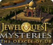 Jewel Quest Mysteries: The Oracle of Ur - Mac