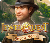 Jewel Quest: Seven Seas Game Featured Image