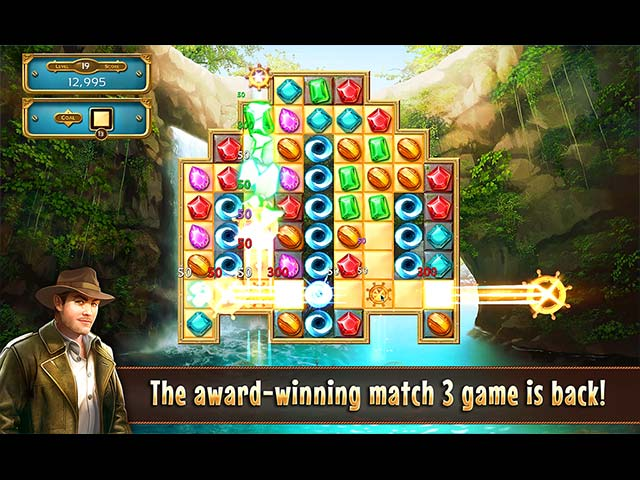 Play Jewels of the Sea online for free now!