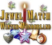 Jewel Match - Winter Wonderland Game Featured Image