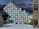 Play Jewel Match Winter Wonderland Game Screenshot 1