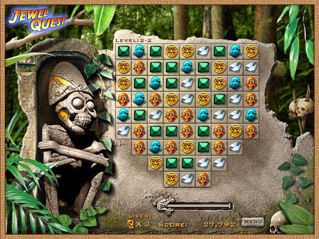 Gra Jewel Quest Gra Bezpłatne