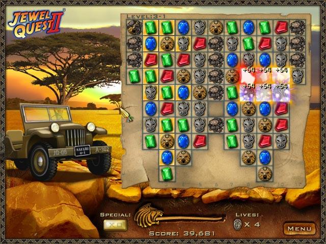 Bezpłatne pobieranie Jewel Quest II