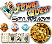 Jewel Quest Solitaire casual game - Get Jewel Quest Solitaire casual game Free Download