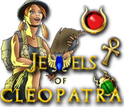 Jewels of Cleopatra Game Featured Image